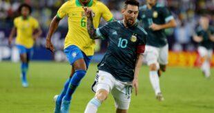 Argentina vs. Brasil Live Stream