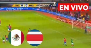 México vs. Costa Rica EN VIVO